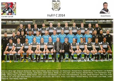hull fc players names